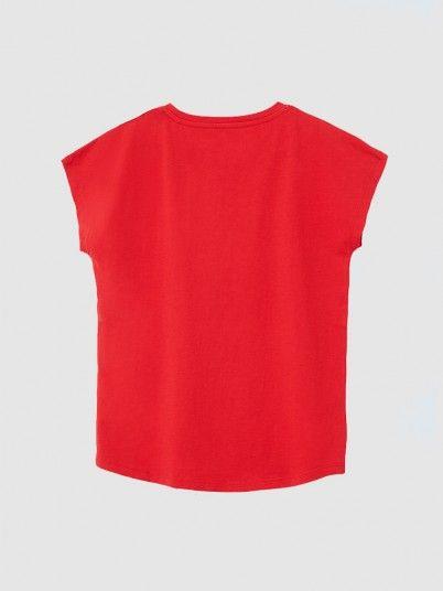 T-Shirt Menina Nuria Pepe Jeans