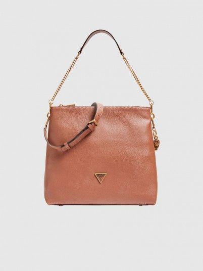 Handbag Woman Camel Others