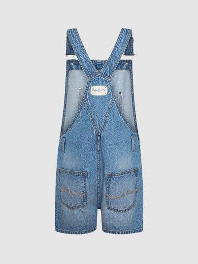Overall Girl Jeans Pepe Jeans London