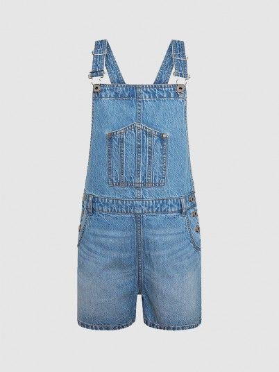 Macacão Menina Patty Pepe Jeans