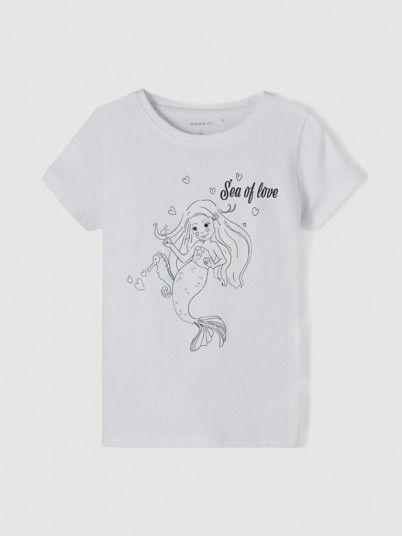 T-Shirt Menina Zisanne Name It