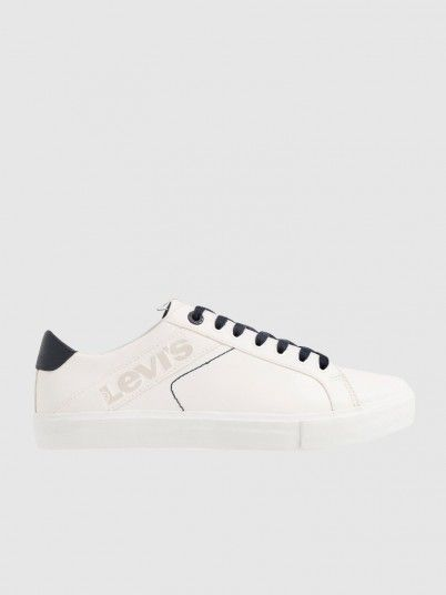 Sneakers Man White Levis