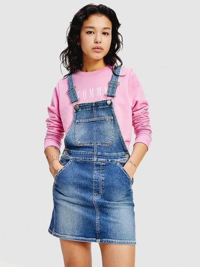 Dress Woman Jeans Tommy Jeans