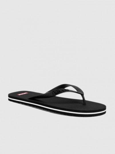 Flip Flops Man Black Levis