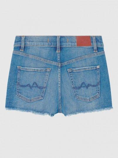 Calção Menina Patty Pepe Jeans