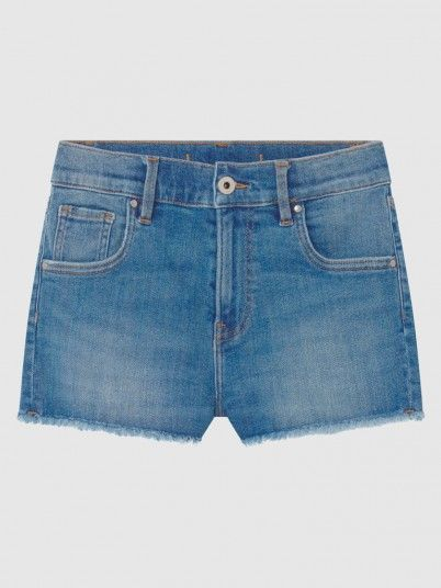 Shorts Girl Jeans Pepe Jeans London