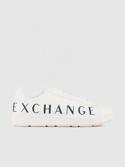 Sneakers Man White Armani Exchange