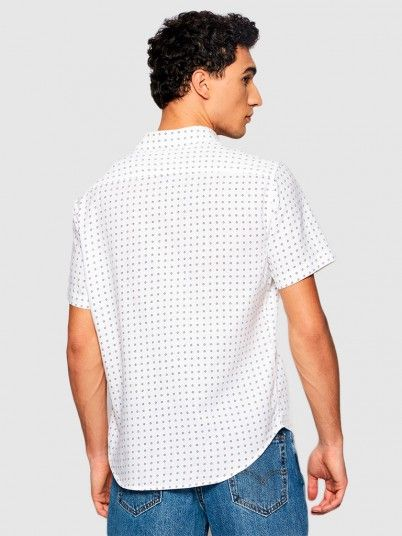 Shirt Man White Levis