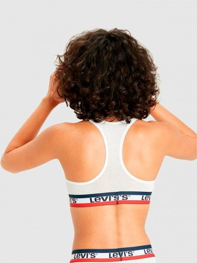 Top Mulher Sporty Levis