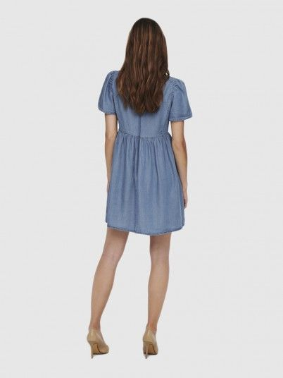 Dress Woman Jeans Only