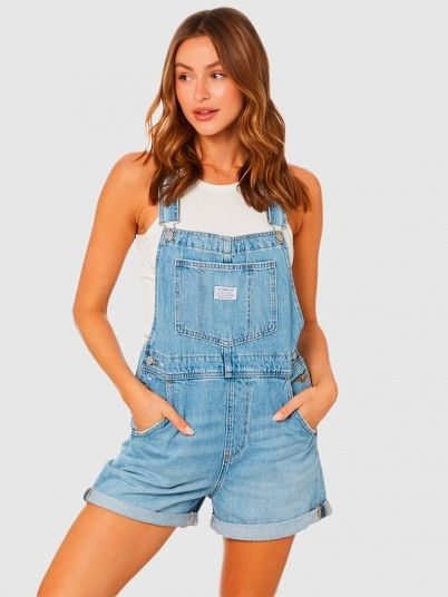 Overall Woman Jeans Levis
