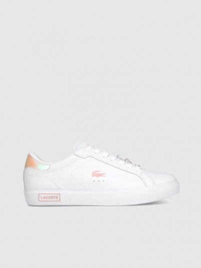 Sapatilha Mulher Powercourt Lacoste