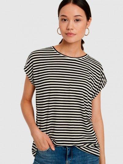 T-Shirt Mulher Ava Vero Moda