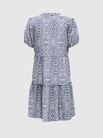 Dress Woman Blue Only