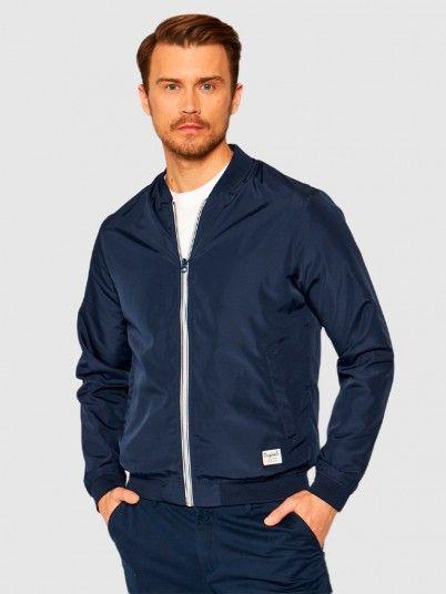 Jacket Man Navy Blue Jack & Jones