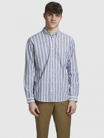 Camisa Homem Blasummer Jack Jones