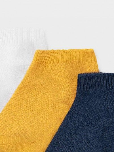 Socks Baby Boy Yellow Mayoral