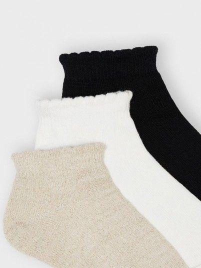 Socks Girl Beige Mayoral