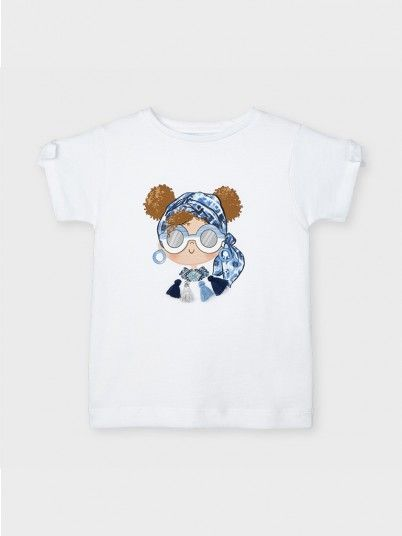 T-Shirt Ecofriends Menina Mayoral
