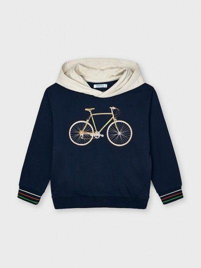 Sweat Bicicleta Menino Mayoral