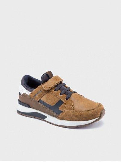 Sneakers Boy Camel Mayoral