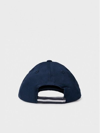 Hat Baby Boy Navy Blue Mayoral