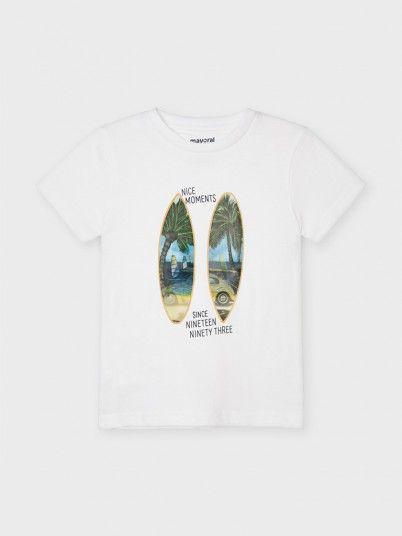 T-Shirt Lenticular Menino Mayoral
