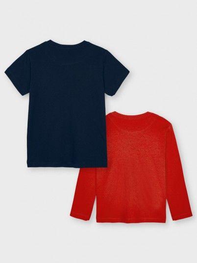 Set 2 T-Shirt E Camisola Menino Mayoral