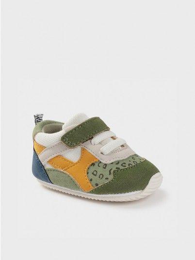 Sapatos Desportivos Recém Nascido Menino Mayoral