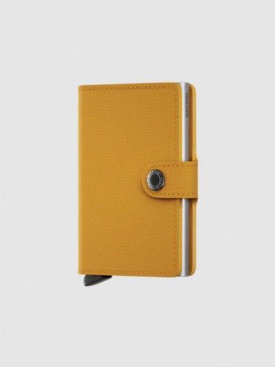 Wallet Woman Yellow Secrid