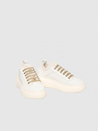 Sneakers Woman White Armani Exchange
