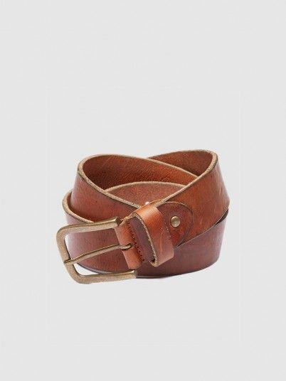 Alfred Leather Belt H