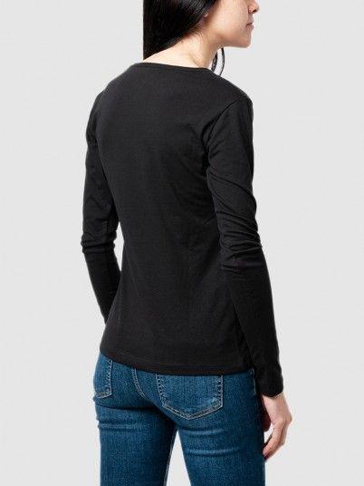 Sweatshirt Mulher Fracomina