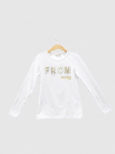 Sweatshirt Menina Fracomina