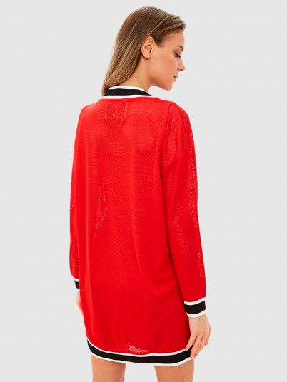 Dress Woman Red Guess