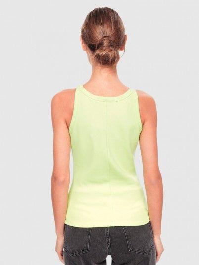 Shirt Woman Green Guess