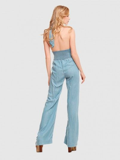 Macacao  Bell-Bottom Jeans Guess