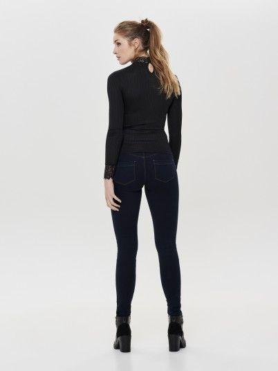 Knitwear Woman Black Jacqueline de Yong