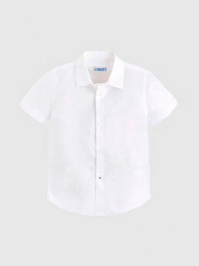 Camisa de Menino Manga Curta Mayoral