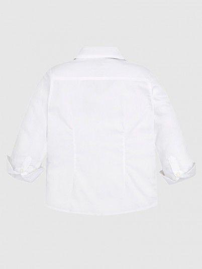 Shirt Boy White Mayoral
