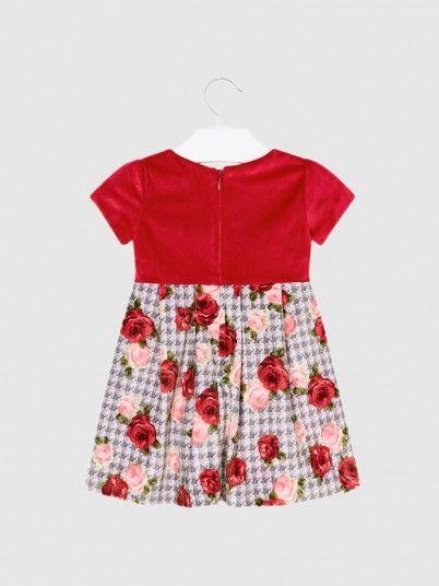 Dress Girl Red Mayoral