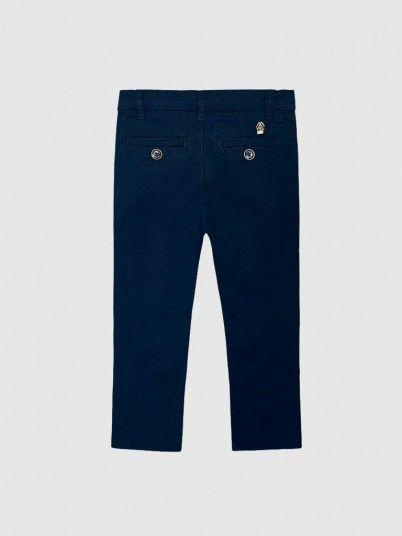 Pants Boy Navy Blue Mayoral