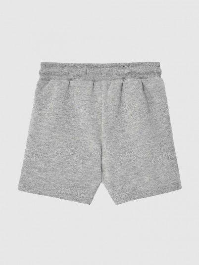 Shorts Baby Boy Grey Mayoral