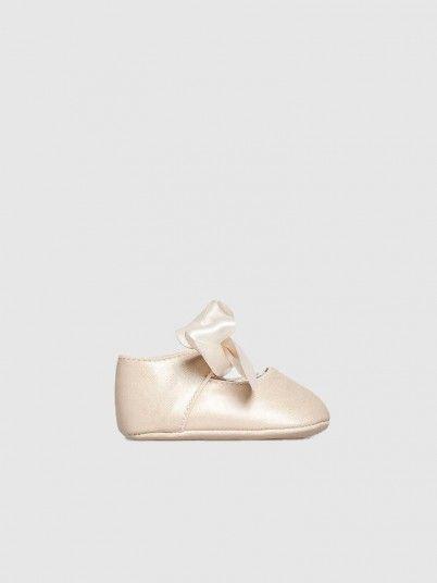 Sapatos Cerimónia Bebé Recém Nascida Mayoral