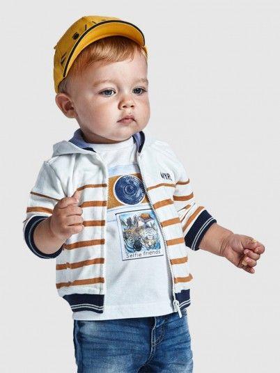 Camisola Estampado Lenticular Bebé Menino  Mayoral