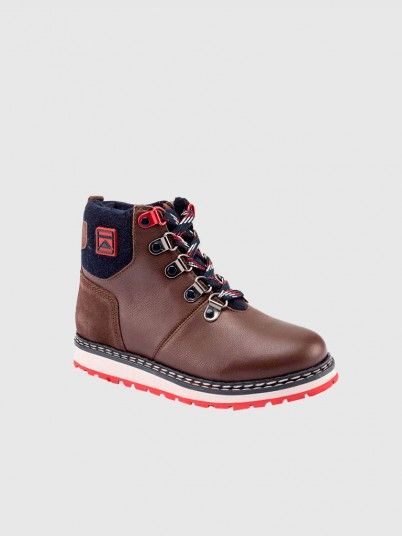 Boots Boy Brown Mayoral