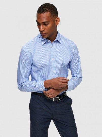 Camisa Homem Slimpen Selected