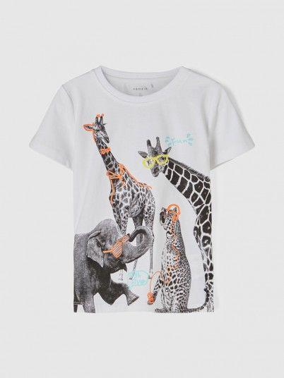 T-Shirt Menino Jarvis Name It