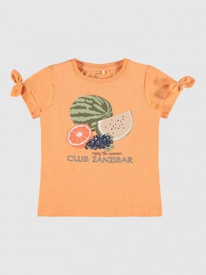 T-Shirt Menina Jalma Box Name It