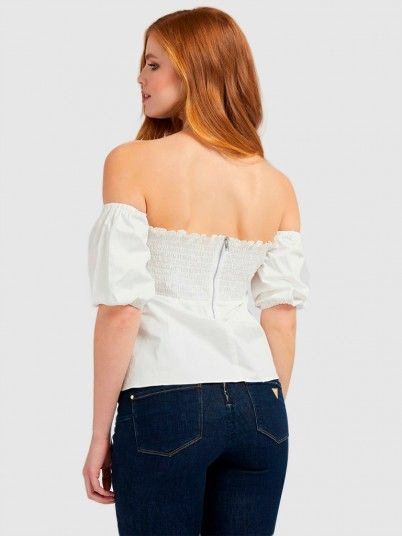 Top Mulher Onoria Guess